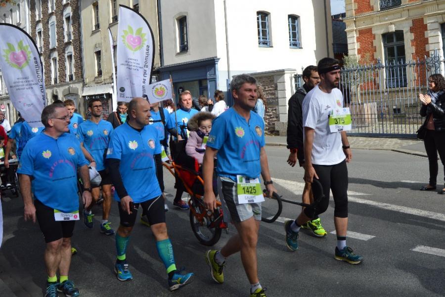La Celes'team sera au départ du marathon vert de Rennes