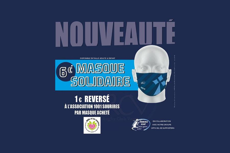 Masques Solidaires