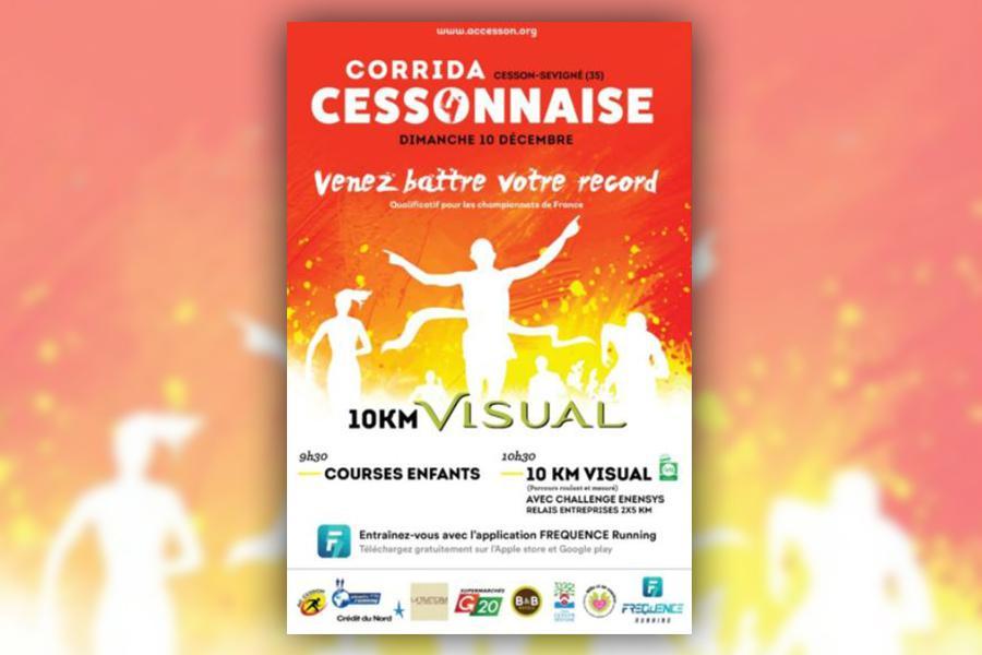 Corrida Cessonnaise - 2017