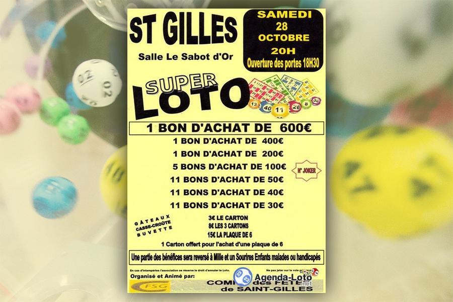 Loto St Gilles - 2017